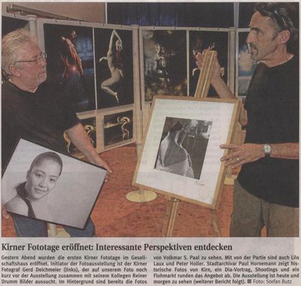 Kirner Zeitung vom 21.08.2010